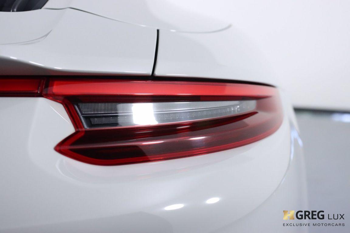 2019 Porsche 911 4 GTS #23