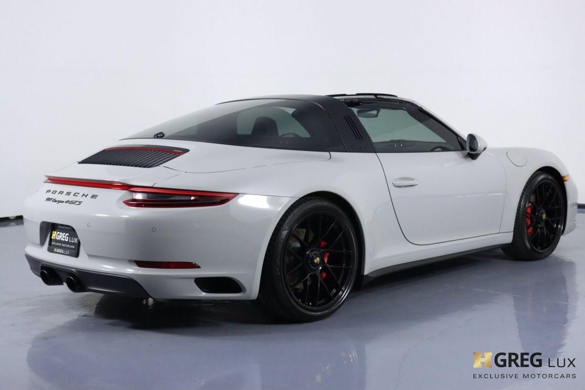 2019 Porsche 911 4 GTS #20