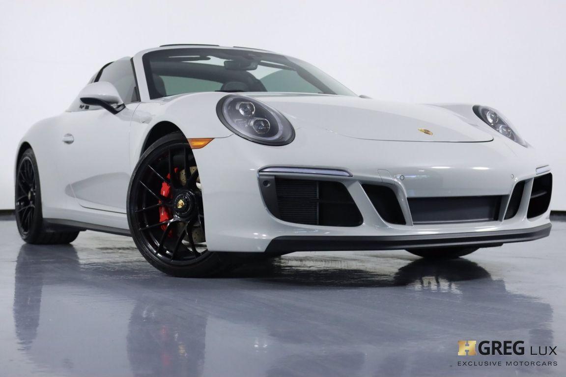 2019 Porsche 911 4 GTS #5
