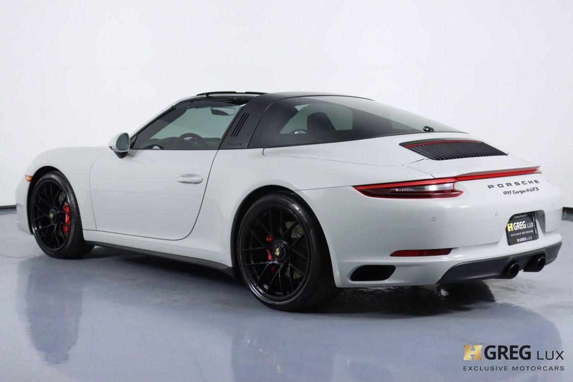 2019 Porsche 911 4 GTS #25