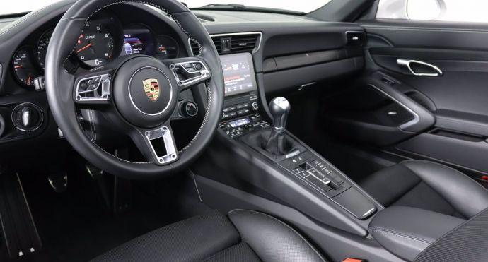 2019 Porsche 911 4 GTS #1