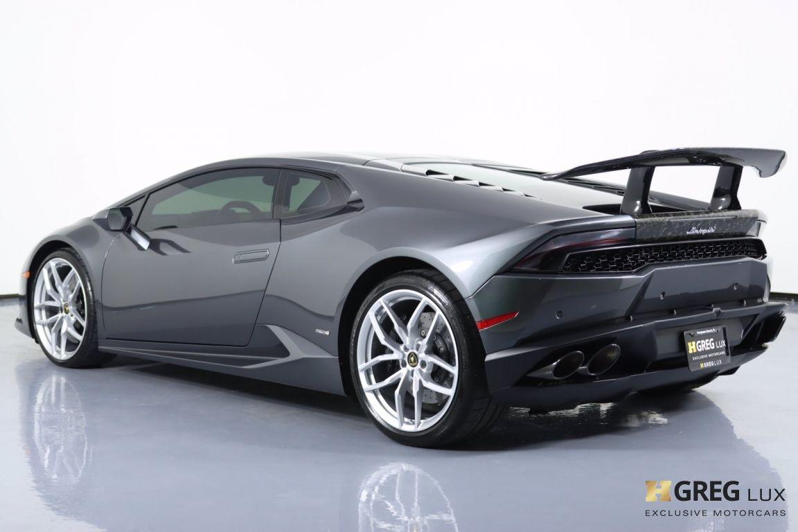 2015 Lamborghini Huracan LP610-4 #22