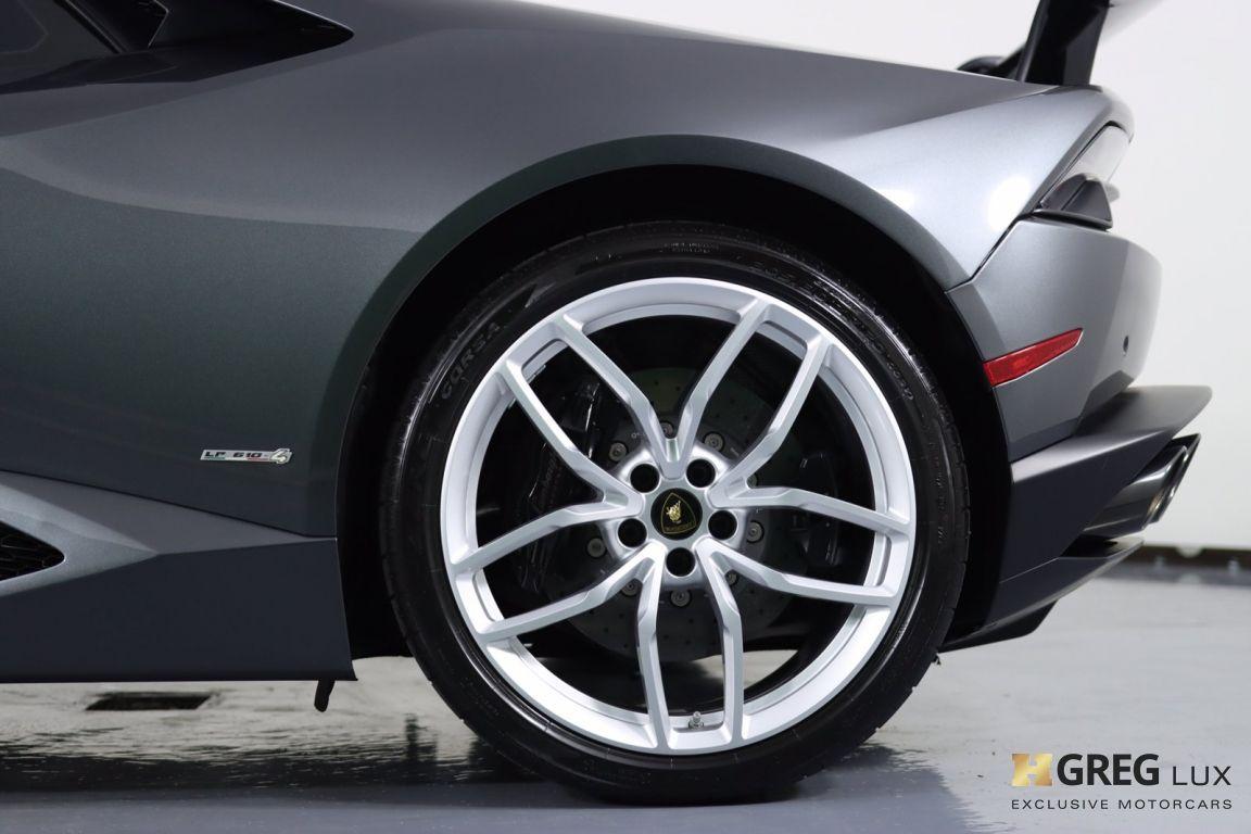 2015 Lamborghini Huracan LP610-4 #27