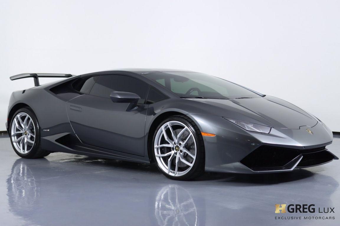 2015 Lamborghini Huracan LP610-4 #9