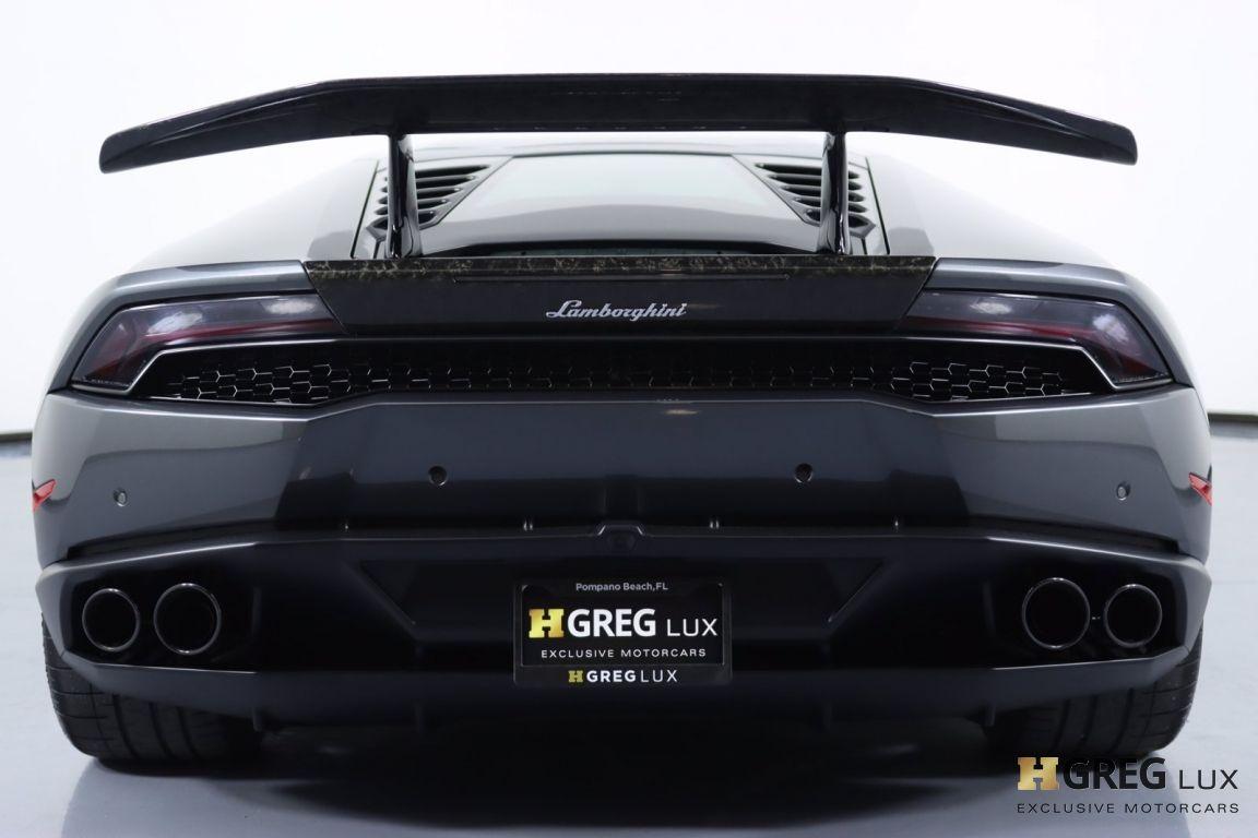 2015 Lamborghini Huracan LP610-4 #18