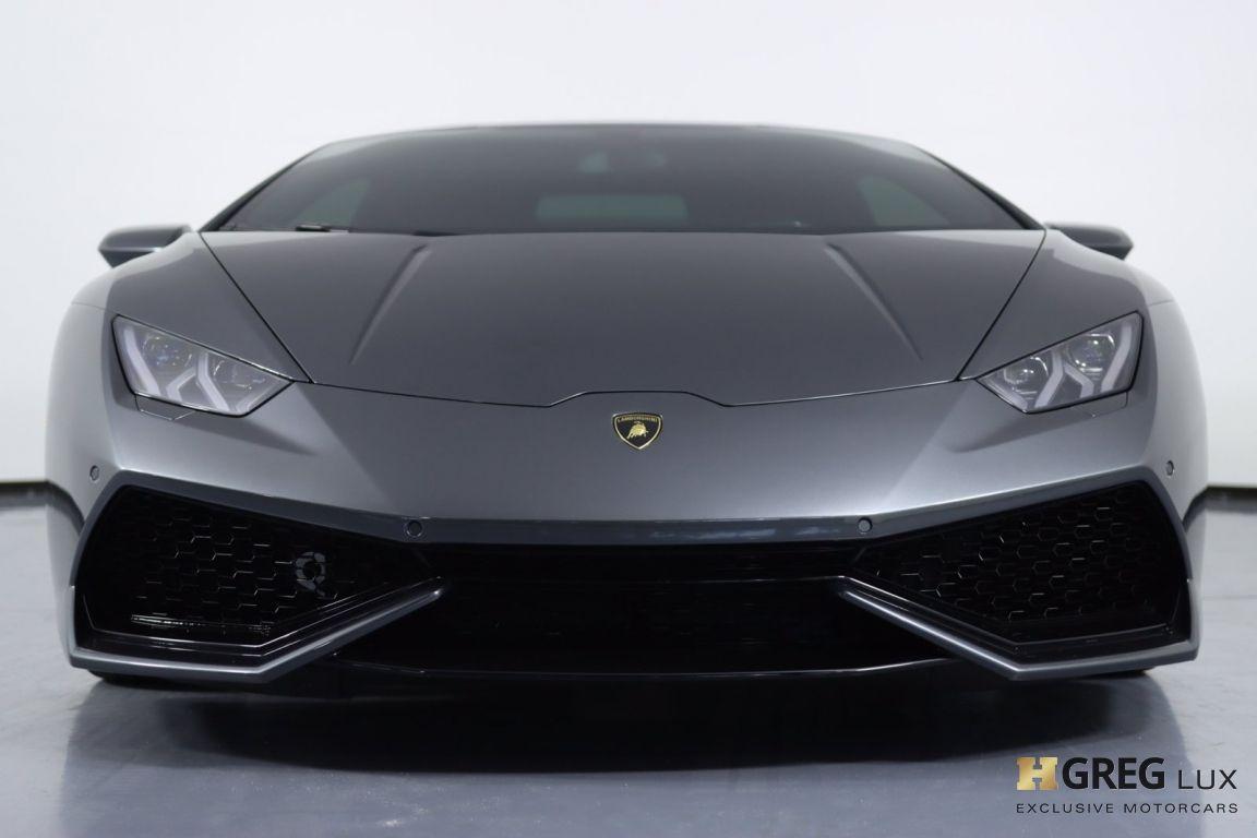 2015 Lamborghini Huracan LP610-4 #3