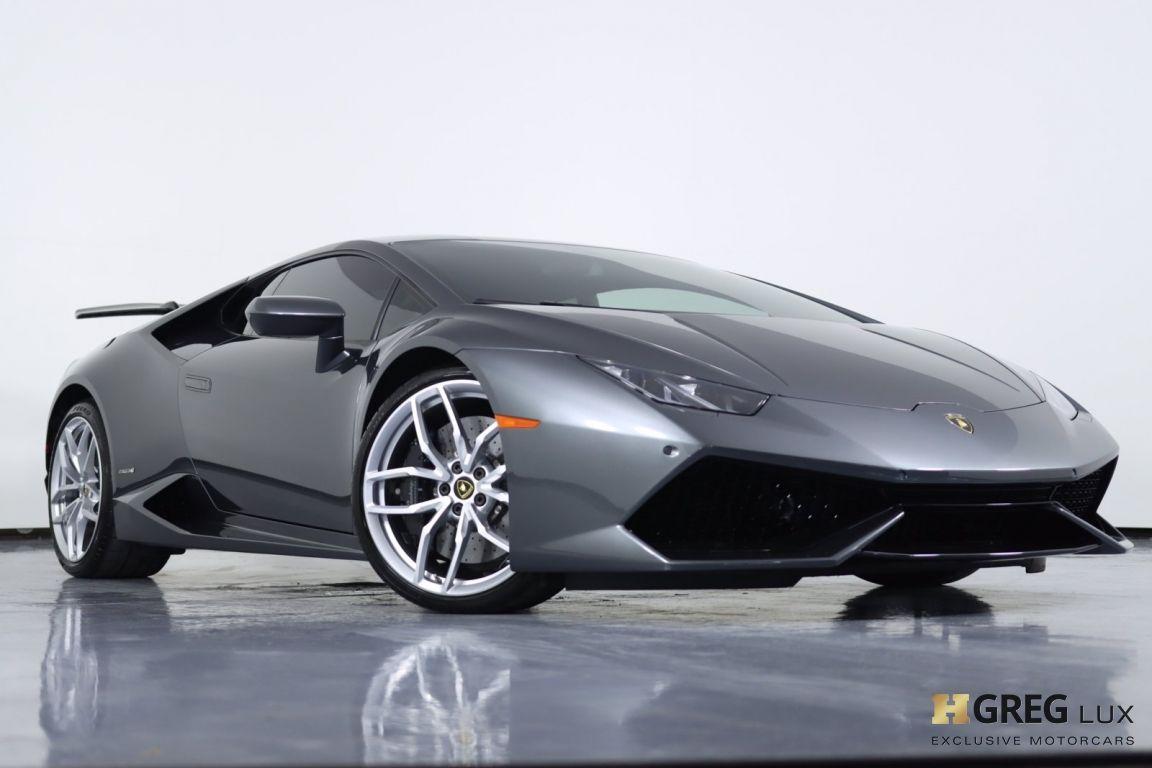 2015 Lamborghini Huracan LP610-4 #31