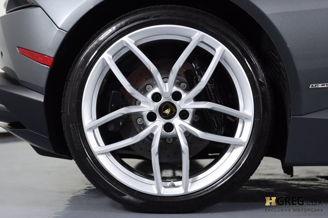2015 Lamborghini Huracan LP610-4 #15