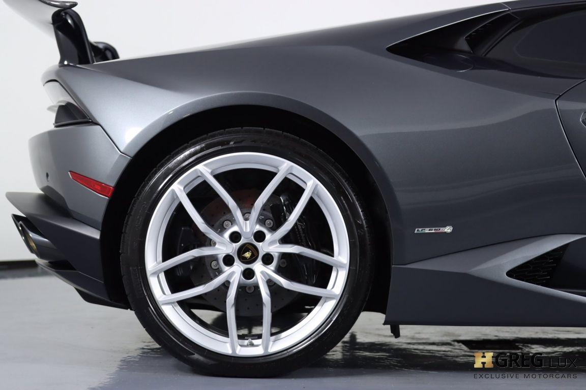 2015 Lamborghini Huracan LP610-4 #14