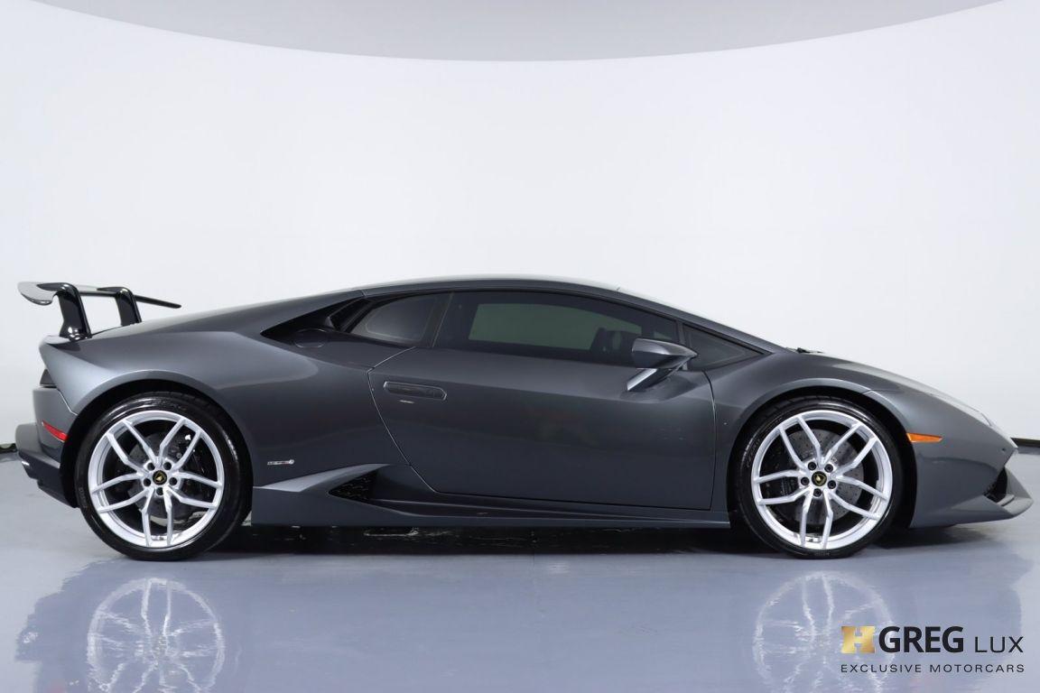 2015 Lamborghini Huracan LP610-4 #10