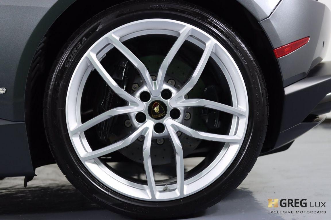 2015 Lamborghini Huracan LP610-4 #28