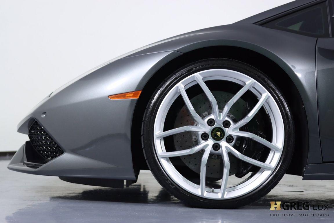 2015 Lamborghini Huracan LP610-4 #24