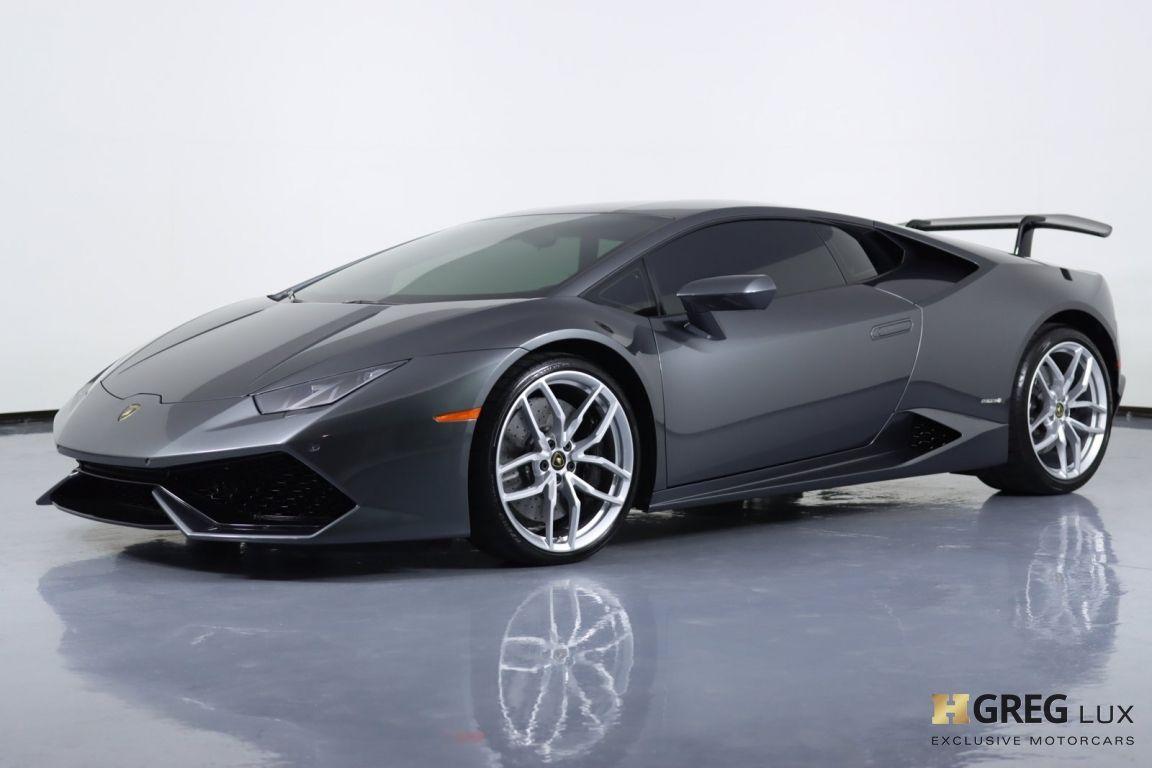 2015 Lamborghini Huracan LP610-4 #30