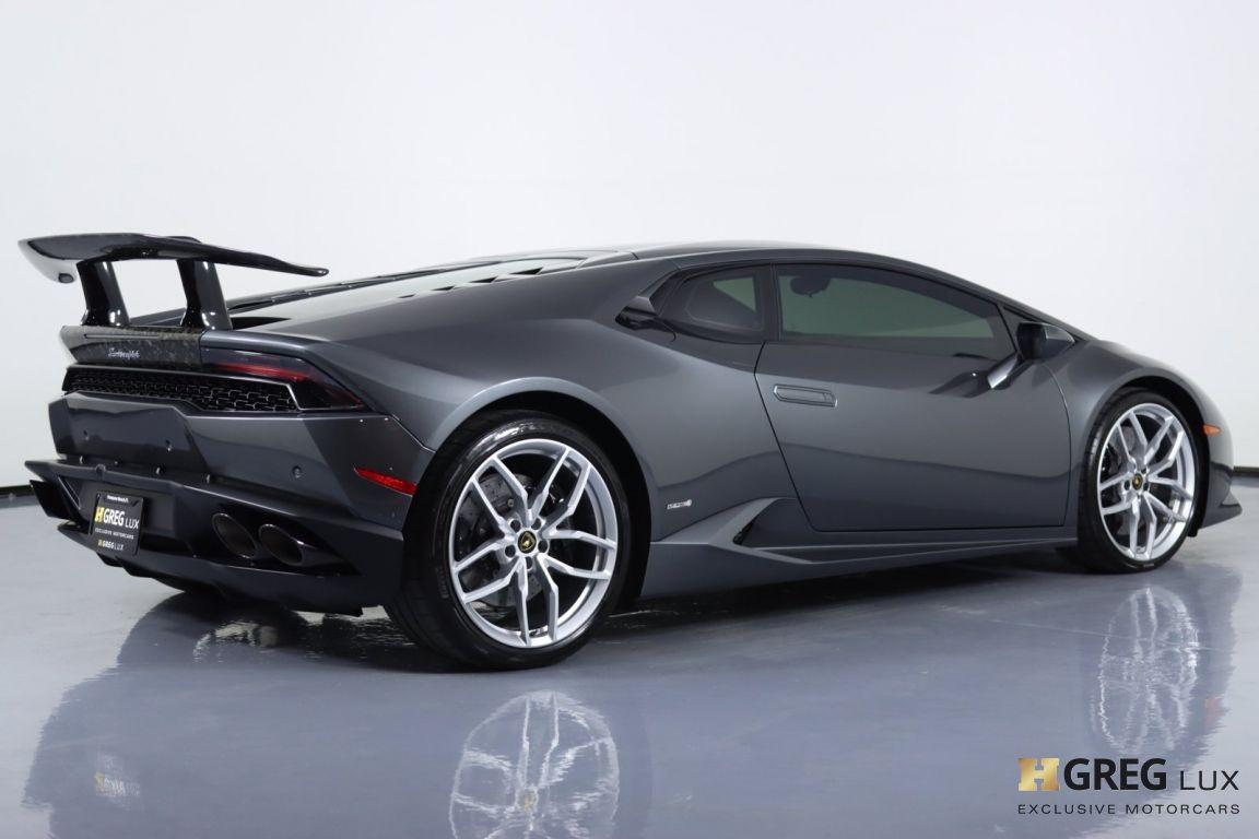 2015 Lamborghini Huracan LP610-4 #17