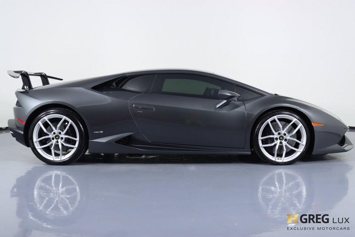 2015 Lamborghini Huracan LP610-4 #11