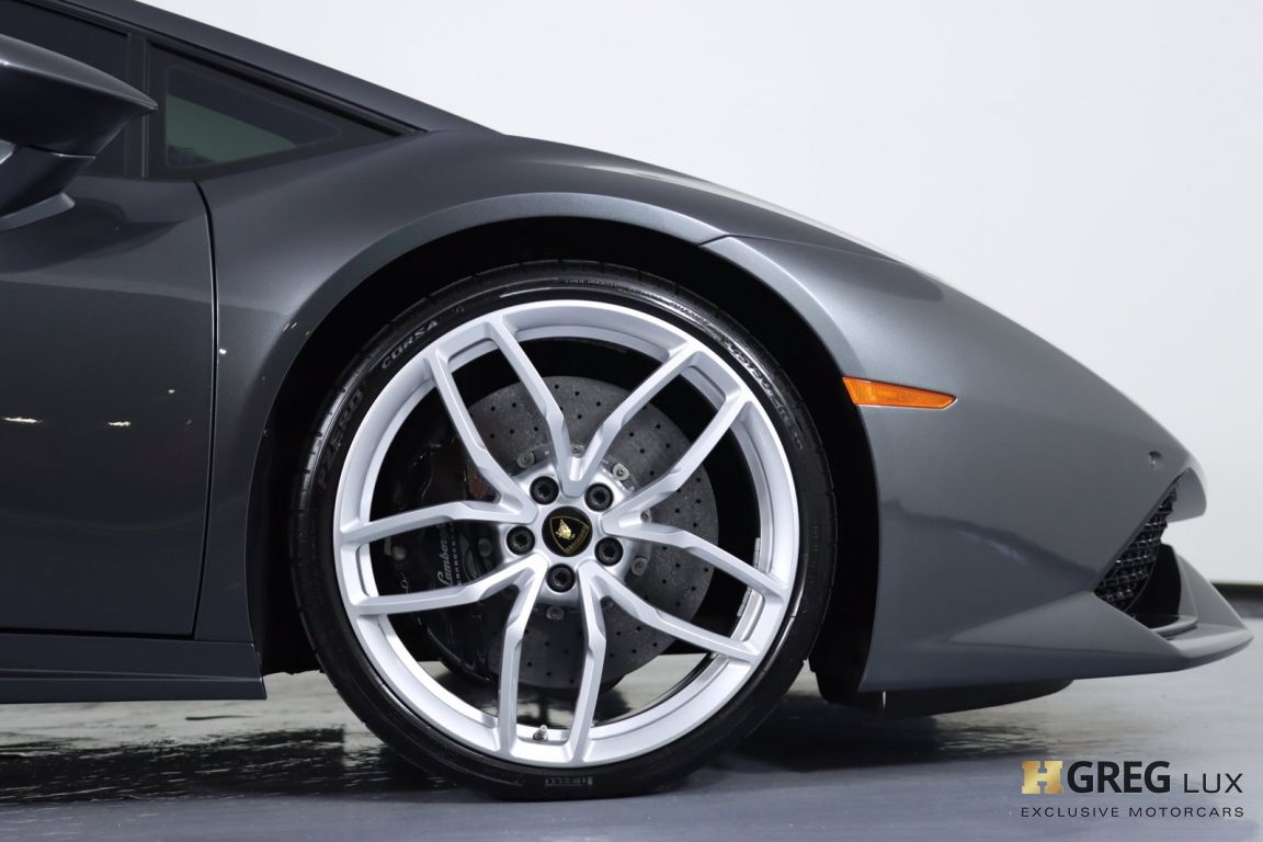 2015 Lamborghini Huracan LP610-4 #12