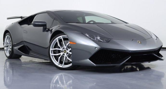 2015 Lamborghini Huracan LP610-4 #0