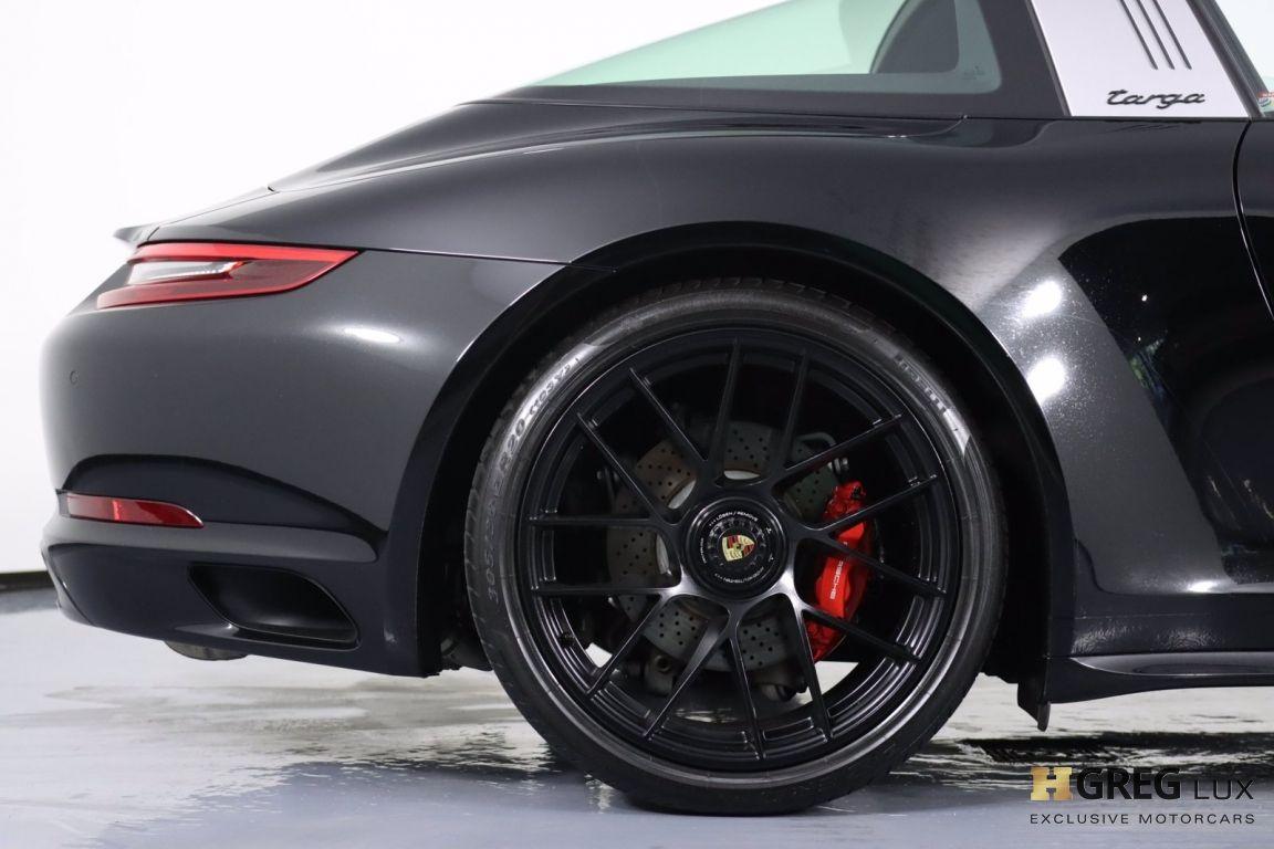 2019 Porsche 911 Targa 4 GTS #17