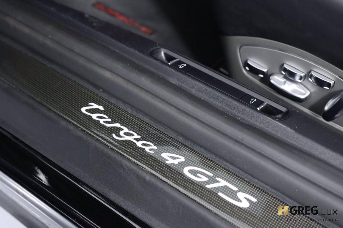 2019 Porsche 911 Targa 4 GTS #44