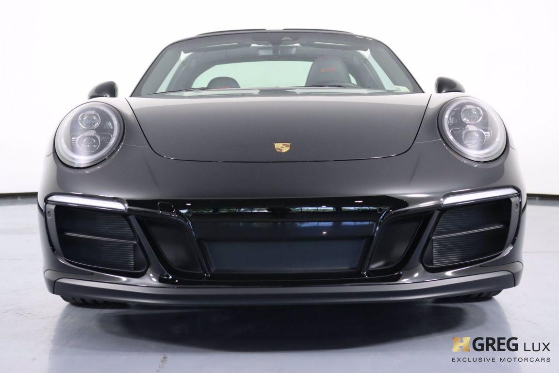 2019 Porsche 911 Targa 4 GTS #6