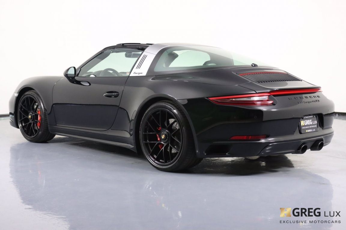 2019 Porsche 911 Targa 4 GTS #25