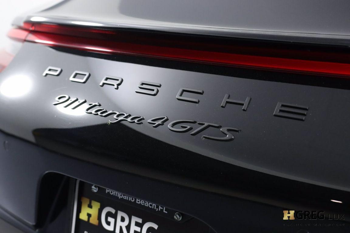 2019 Porsche 911 Targa 4 GTS #24