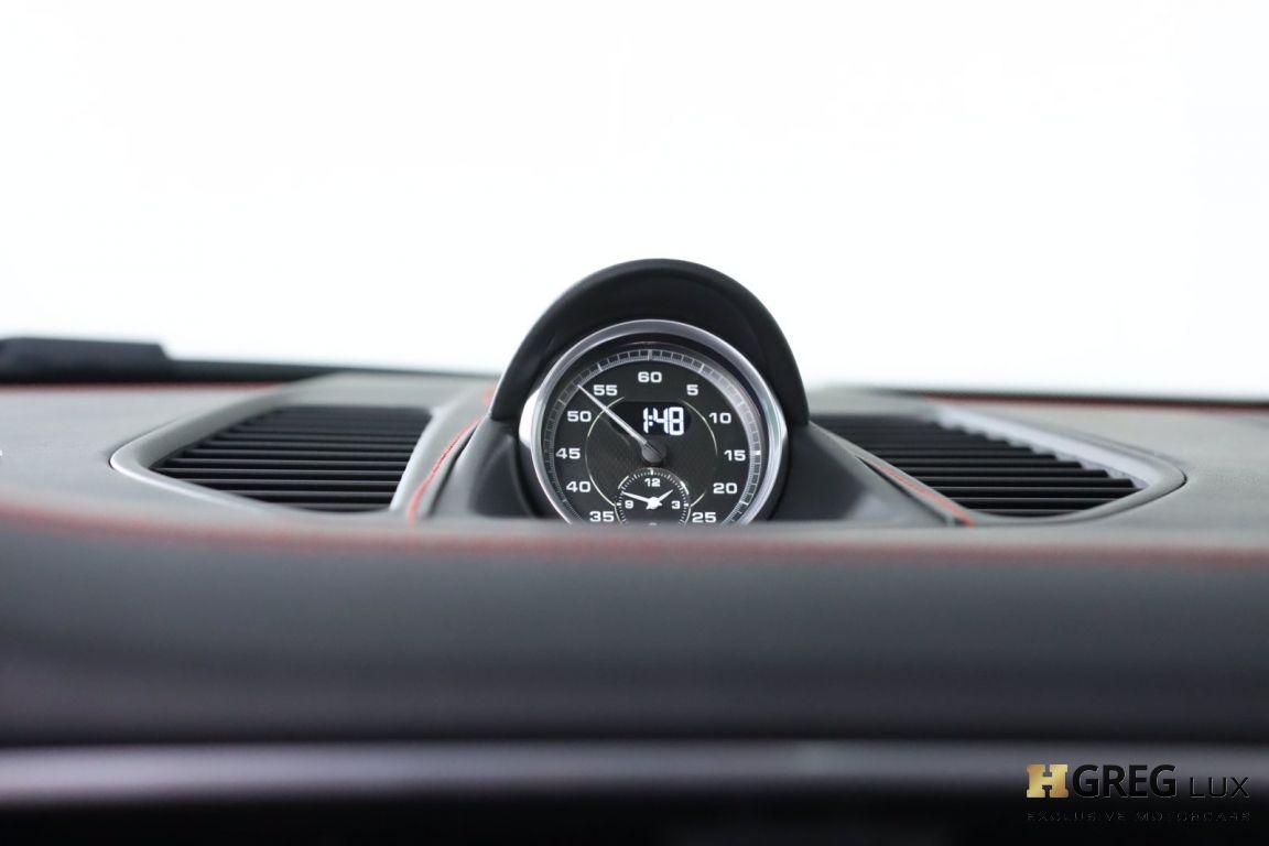 2019 Porsche 911 Targa 4 GTS #46