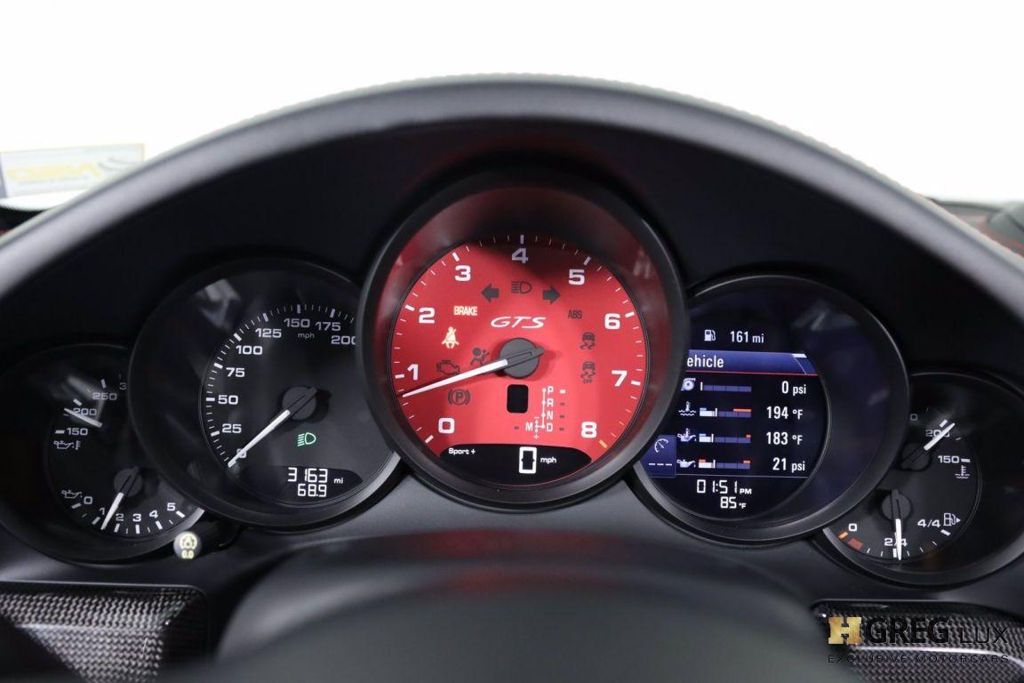 2019 Porsche 911 Targa 4 GTS #51