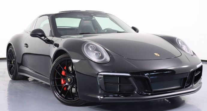2019 Porsche 911 Targa 4 GTS #0