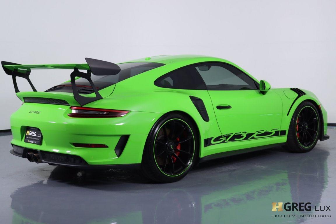 2019 Porsche 911 GT3 RS #17