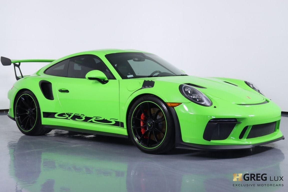 2019 Porsche 911 GT3 RS #9