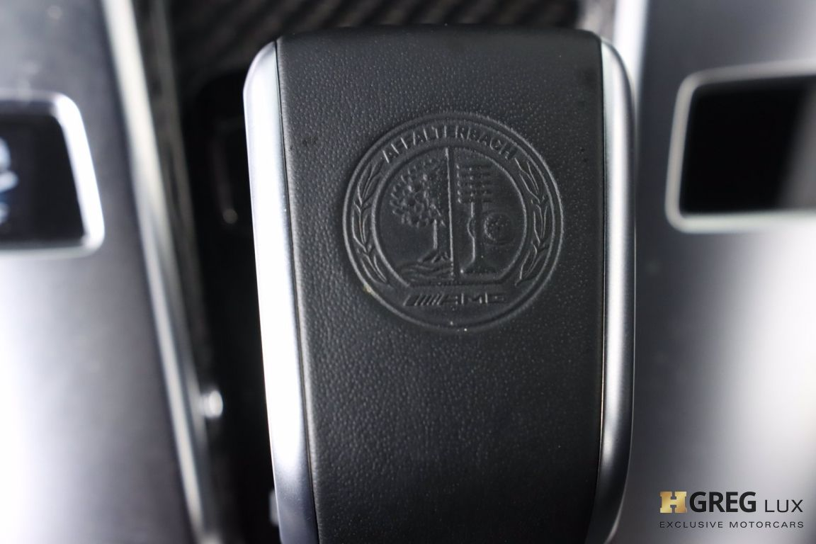 2019 Mercedes Benz AMG GT AMG GT 63 S #51