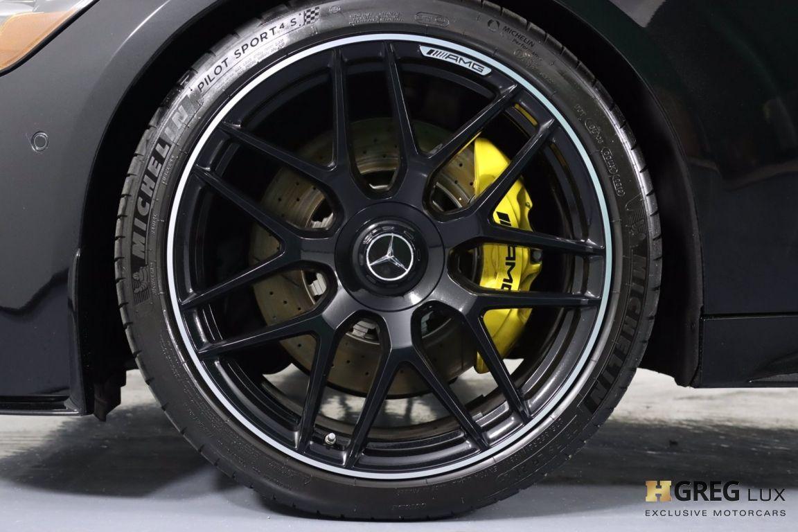 2019 Mercedes Benz AMG GT AMG GT 63 S #25