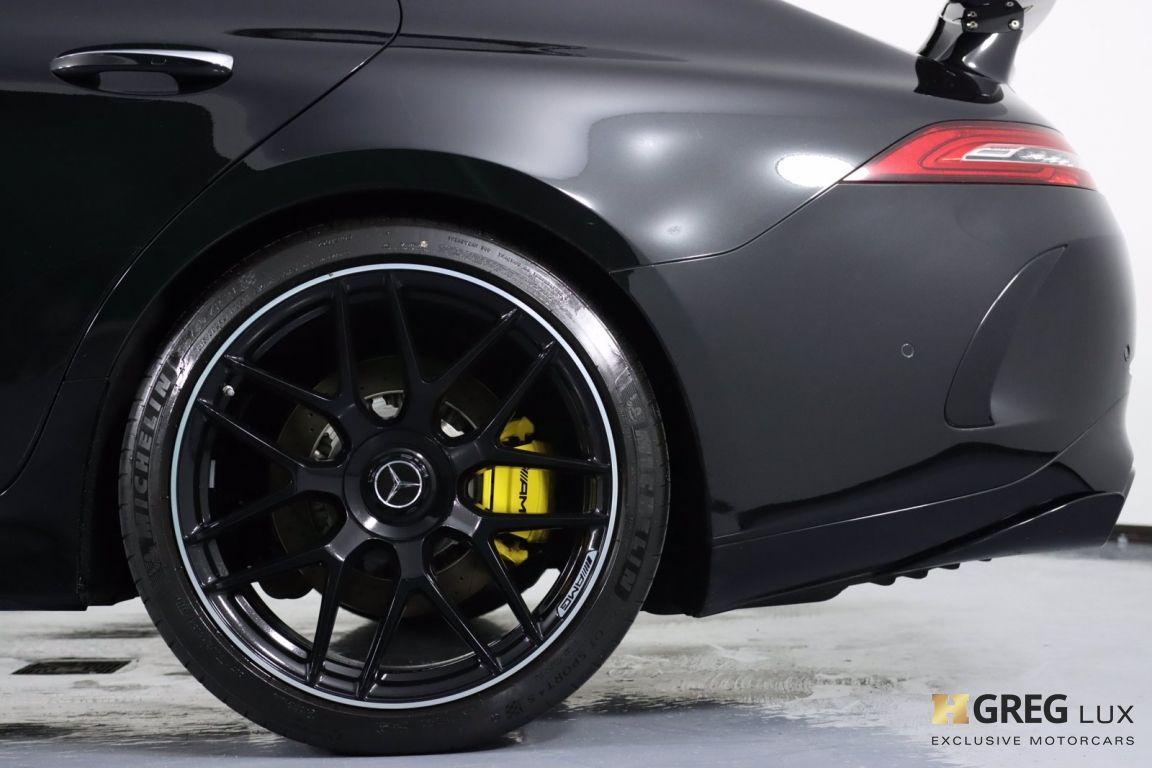 2019 Mercedes Benz AMG GT AMG GT 63 S #27