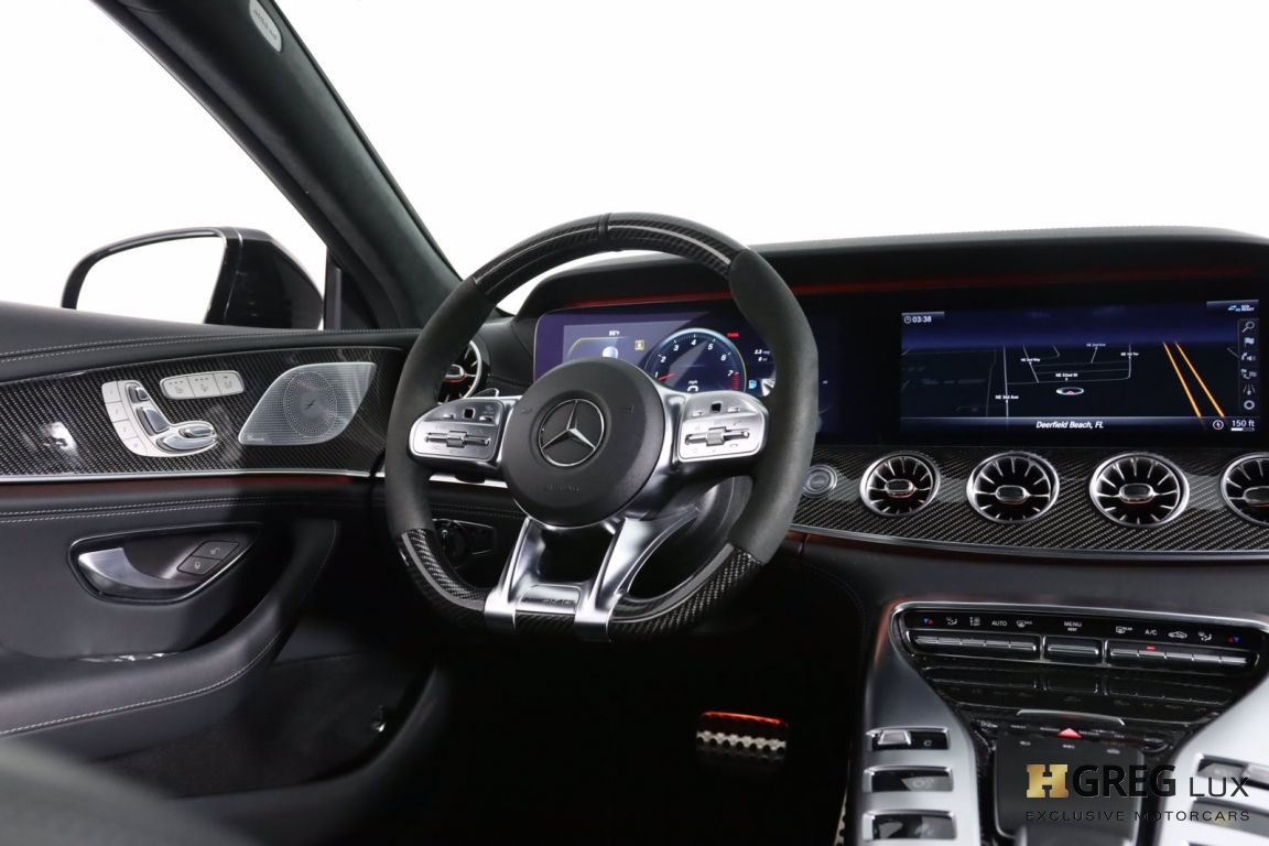 2019 Mercedes Benz AMG GT AMG GT 63 S #56