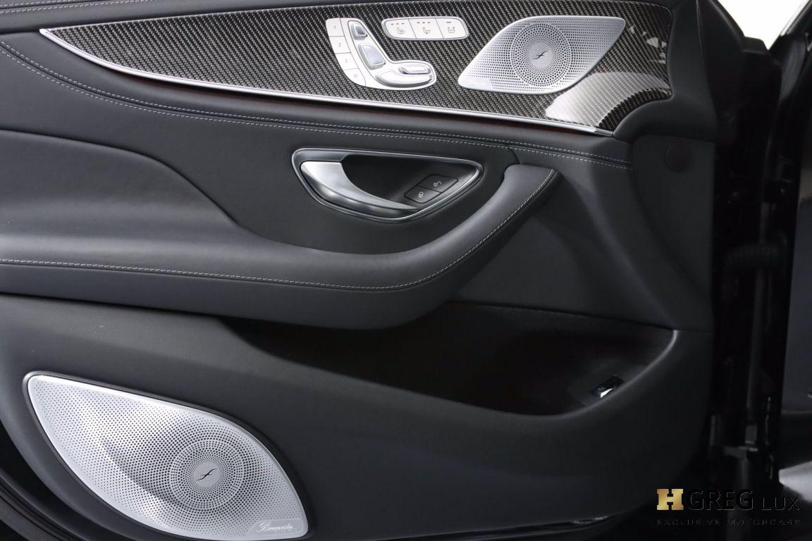 2019 Mercedes Benz AMG GT AMG GT 63 S #40