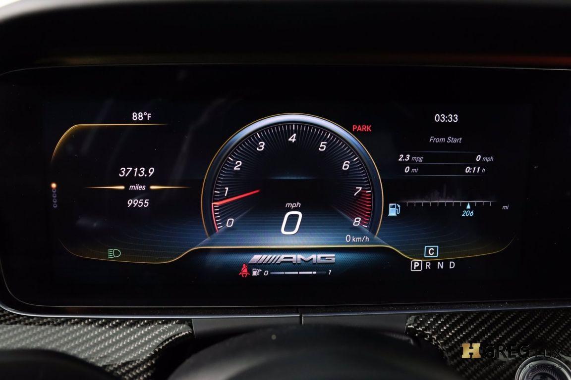 2019 Mercedes Benz AMG GT AMG GT 63 S #54