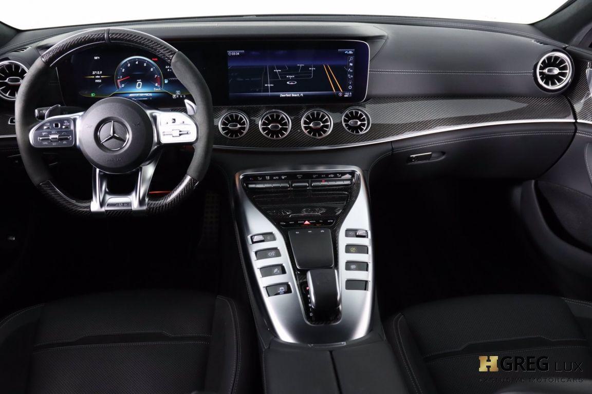 2019 Mercedes Benz AMG GT AMG GT 63 S #61
