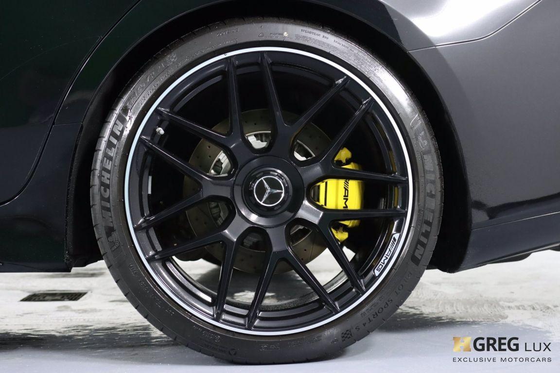 2019 Mercedes Benz AMG GT AMG GT 63 S #28