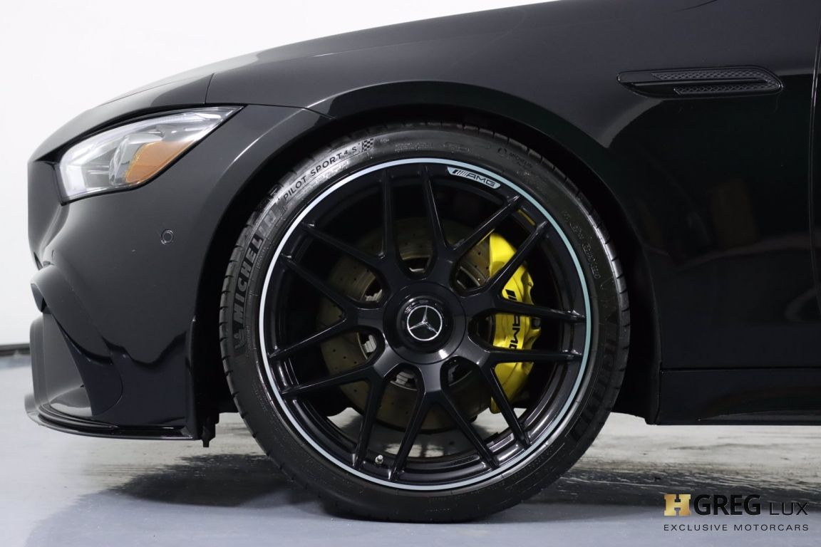 2019 Mercedes Benz AMG GT AMG GT 63 S #24
