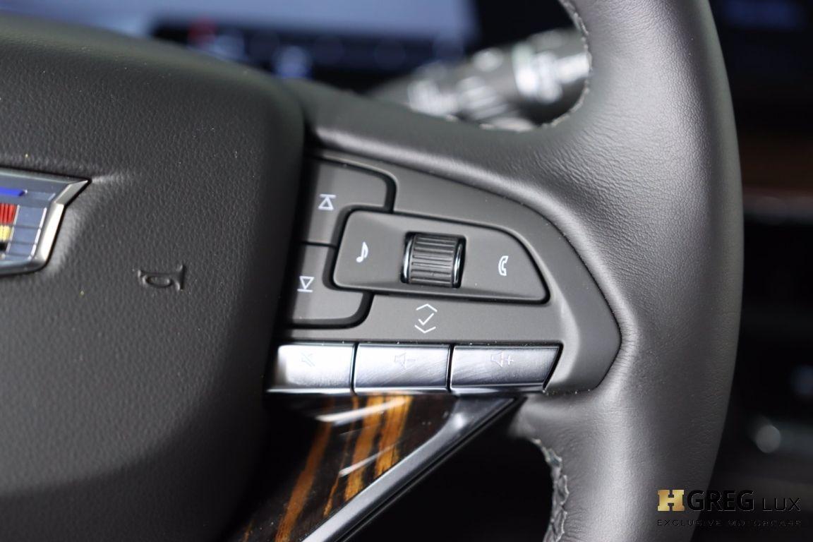 2021 Cadillac Escalade Luxury #52
