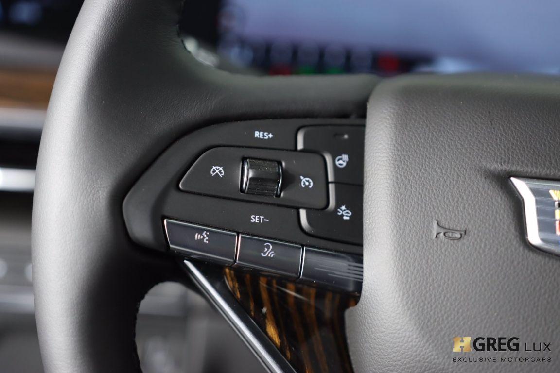 2021 Cadillac Escalade Luxury #51