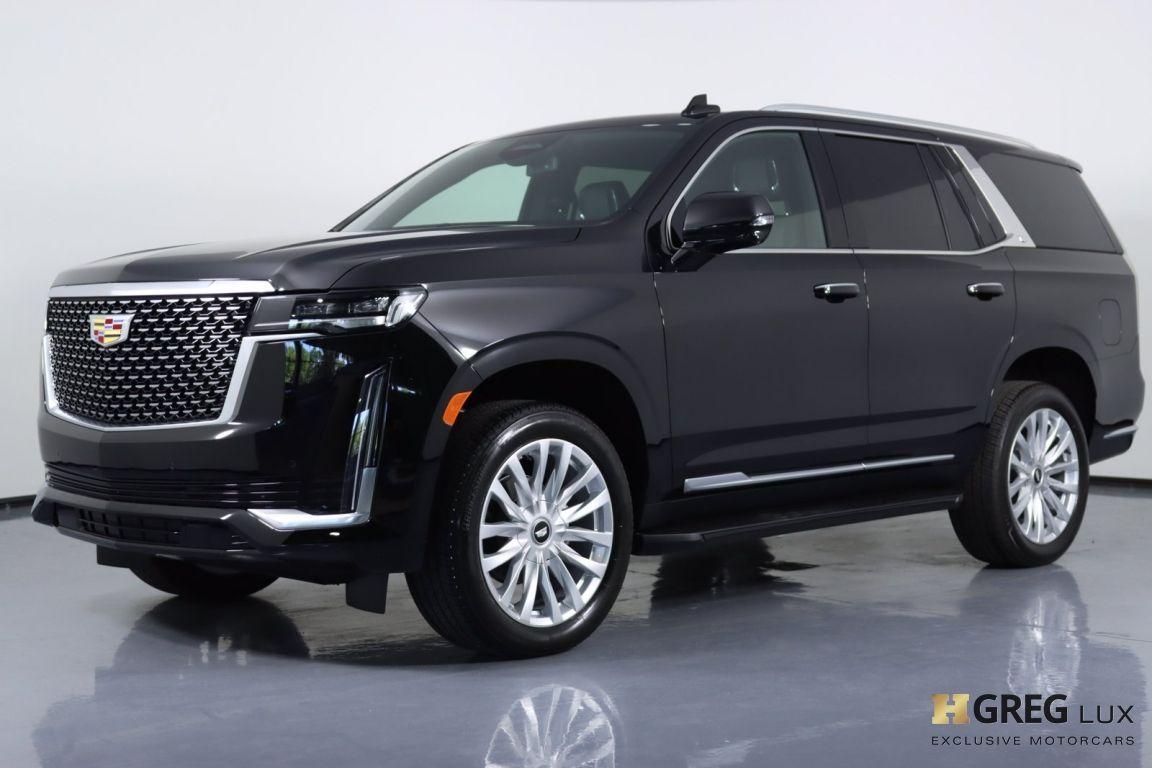 2021 Cadillac Escalade Luxury #28