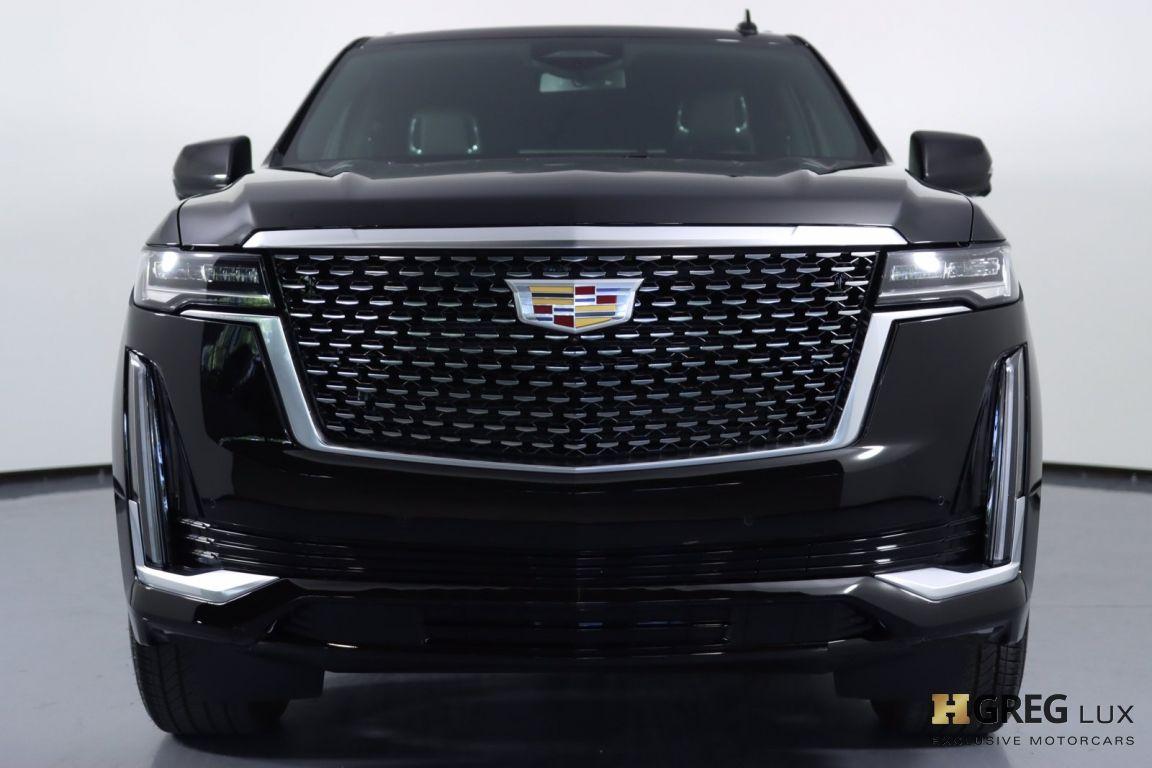 2021 Cadillac Escalade Luxury #3