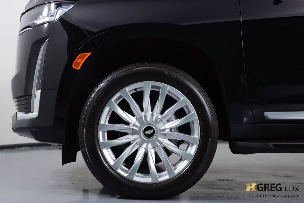 2021 Cadillac Escalade Luxury #24