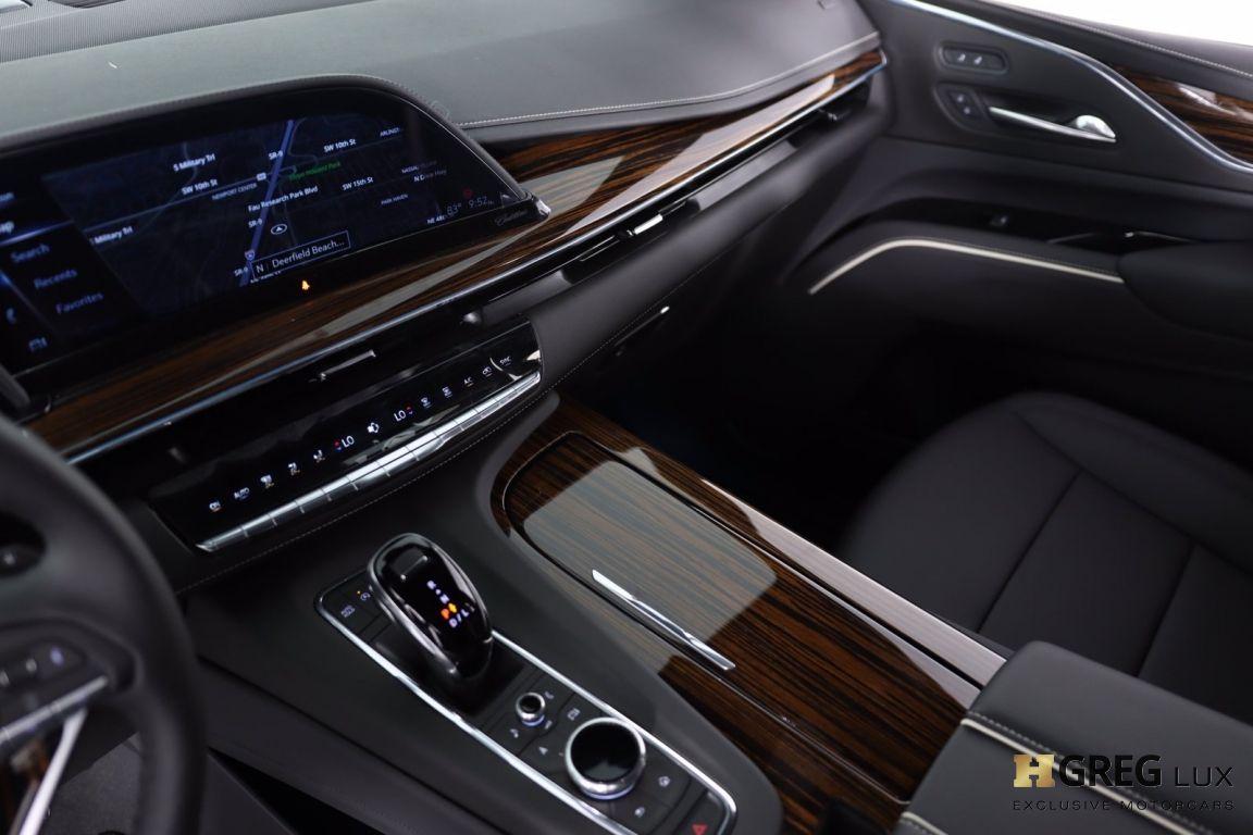 2021 Cadillac Escalade Luxury #43