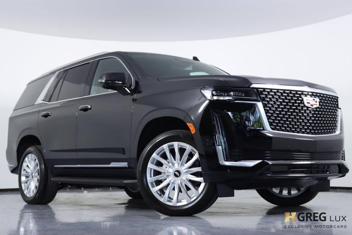 2021 Cadillac Escalade Luxury #29