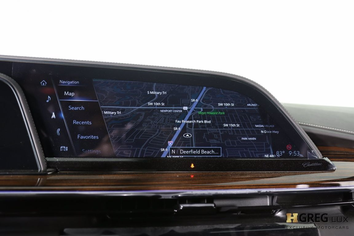 2021 Cadillac Escalade Luxury #44