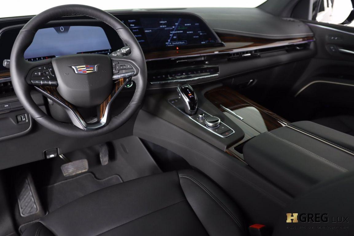 2021 Cadillac Escalade Luxury #39