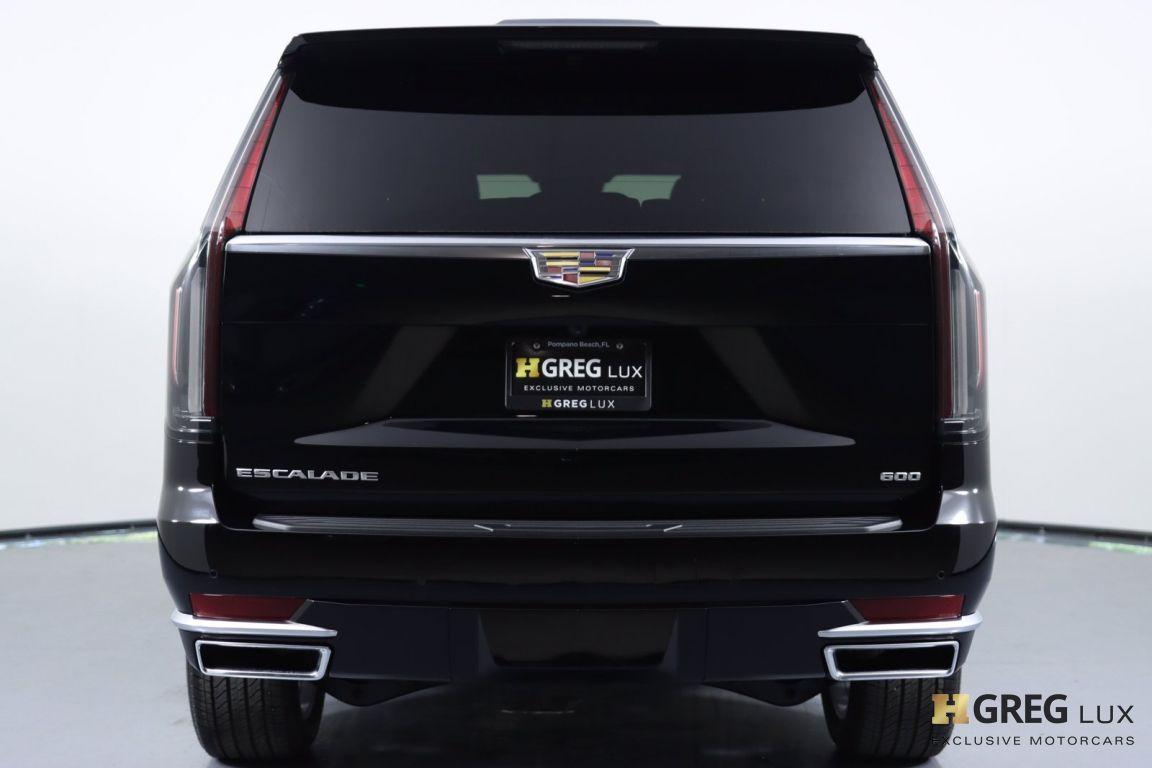 2021 Cadillac Escalade Luxury #16